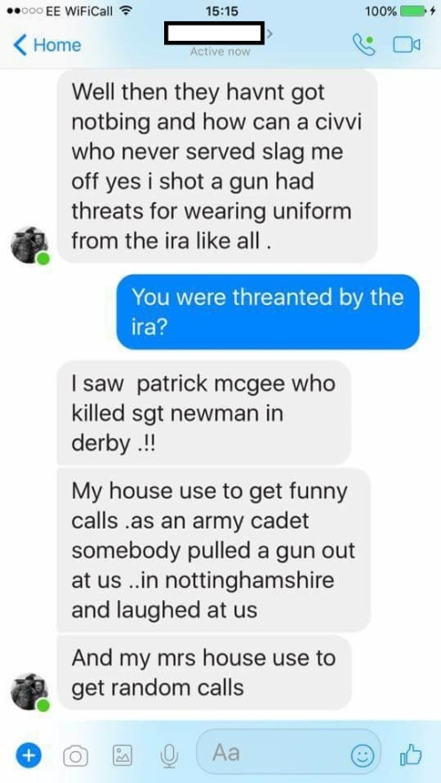 webster fighting ira